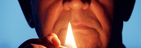 Kulisy realizacji filmu -Święty ogień-