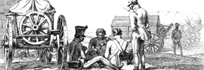 Nie liczyć na patriotyzm koni... Logistyczne dylematy Wielkiej Armii w 1812 r.