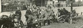 Dobrzy Niemcy w polskich mundurach