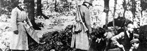 Einsatzgruppen - czołowa formacja hitlerowskiego ludobójstwa