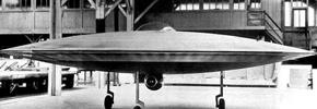 Niemieckie latające talerze - niebezpieczny mit