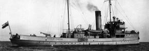 Powstanie i początki Polskiej Marynarki Wojennej w latach 1918-1939 - Kanonierki