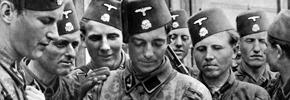 W imię Hitlera i Allacha. Muzułmańskie jednostki Waffen SS