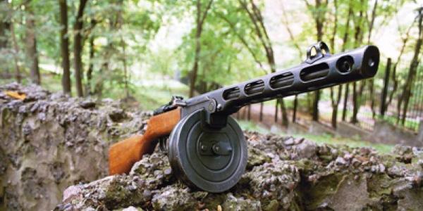 Pistolet maszynowy PPSz wz.1941