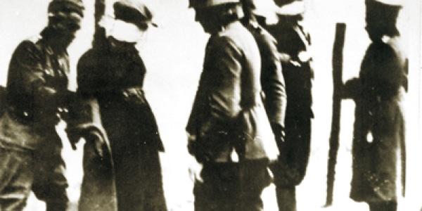 Pierwsze zbrodnie niemieckie w Tarnobrzegu w 1939 r.