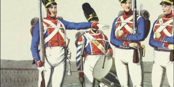 Biwaki Wielkiej Armii - Wojska Napoleona na ziemiach pruskich w roku 1807