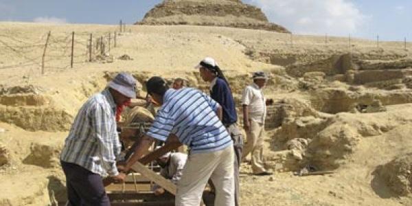 Przełomowe odkrycie ekipy polskich naukowców badających nekropolę egipską sprzed ponad 4200 lat