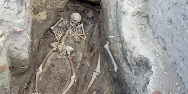 Diademy, wianki i giganci, czyli historia cmentarza w Płonkowie
