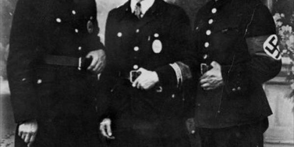 Sonderdienst. Niemiecka policja pomocnicza w Generalnym Gubernatorstwie 1940–1944
