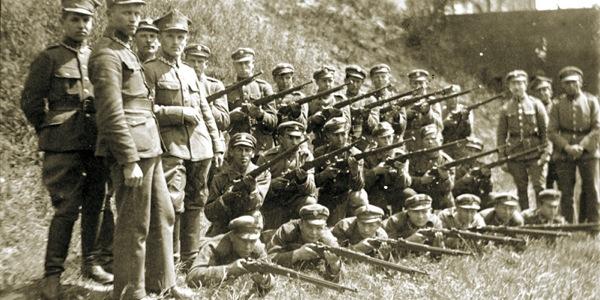 Wojna mało heroiczna. Józefa Nieuważnego przypadki w Wojsku Polskim 1918?1922