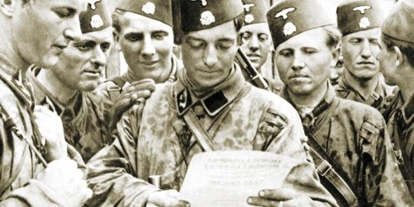 Muzułmańskie jednostki Waffen SS. W imię Hitlera i Allacha