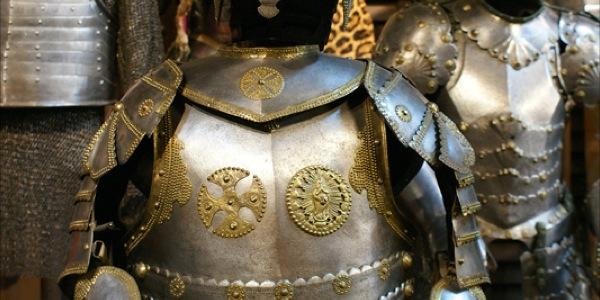 Zagadka zbroi husarskiej Skórkowskiego