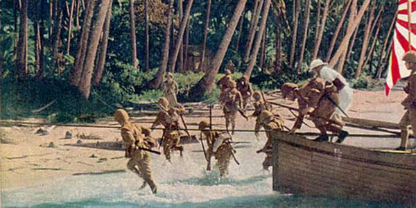 Japońskie desanty w Australii podczas II wojny światowej