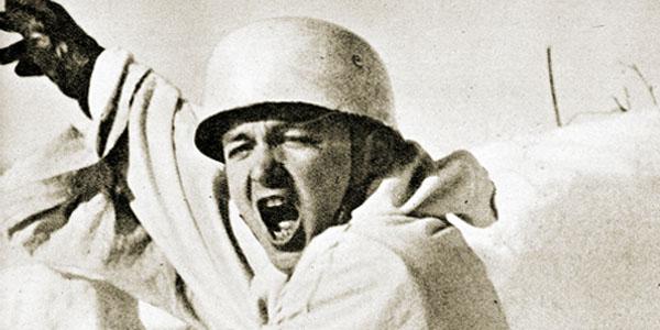 Specjalni białoruscy spadochroniarze w służbie Abwehry