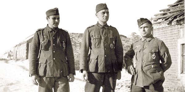 Niemieckie odznaczenie szturmowe piechoty