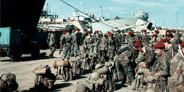 Izraelski blitzkrieg na Synaju