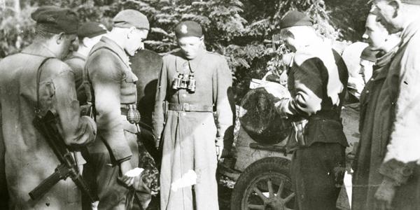 My żołnierze od Gór Świętokrzyskich
