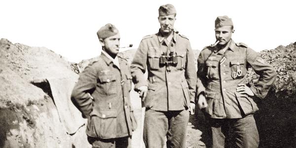 Niemieckie odznaczenia szturmowe piechoty, cz. 2