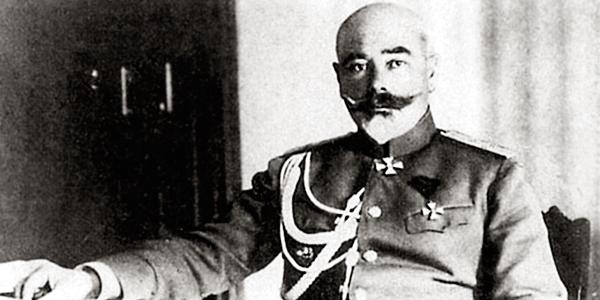 W Akademii Sztabu Generalnego. Anton Iwanowicz Denikin, Droga rosyjskiego oficera, część 7