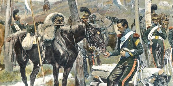 Nie liczyć na patriotyzm koni... Logistyczne dylematy Wielkiej Armii w 1812 roku