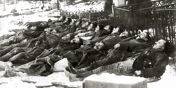 Czeski atak na Zaolzie 1919
