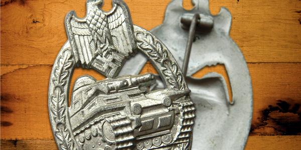 Niemieckie Pancerne Odznaczenie Bojowe, cz. 2
