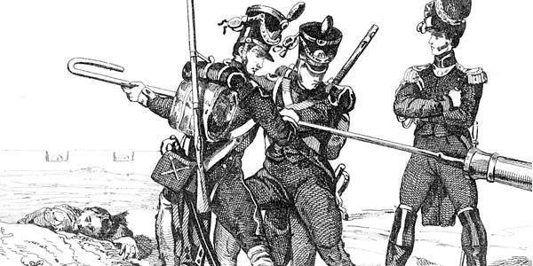 1812. Ratować armaty!