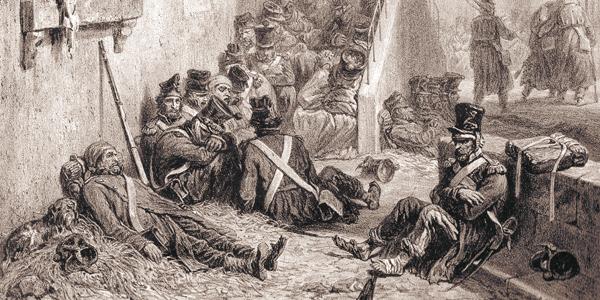 Thorn 1813. Bawarski