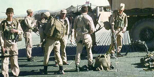 Specnaz. Afgańskie początki
