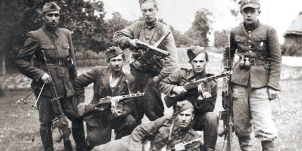 Bandyci na prowincji czyli okupacja na Lubelszczyźnie