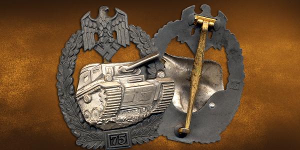 Niemieckie Pancerne Odznaczenie Bojowe II, III i IV stopnia cz. II