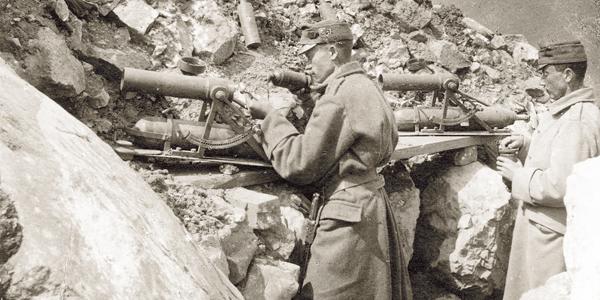 Zgadnij, gdzie jestem? Wojna okopowa 1914?1918