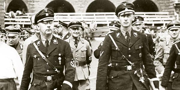 Canaris i Heydrich ? walka o wpływy