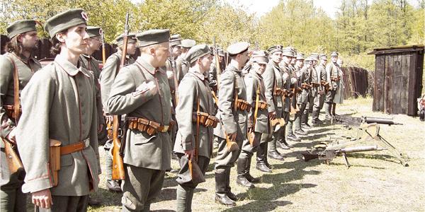 W obronie Marchii Wschodniej. Niemcy przeciw powstaniu wielkopolskiemu 1918-1919