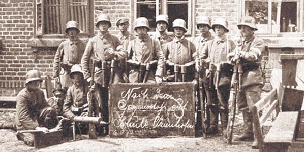Niemcy w walce o Wielkopolskę 1918-1919