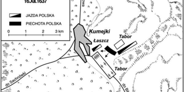 Bitwa pod Kumejkami 1637