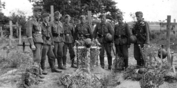 Polacy po stronie Niemców