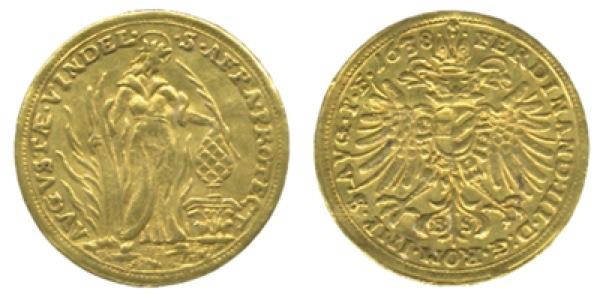 Numizmatyczny skarb z Lubiąża
