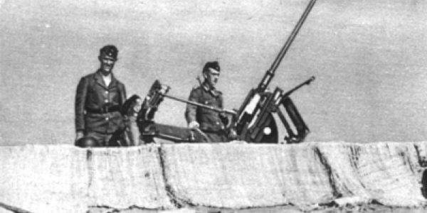 Cudzoziemcy w mundurach Luftwaffe