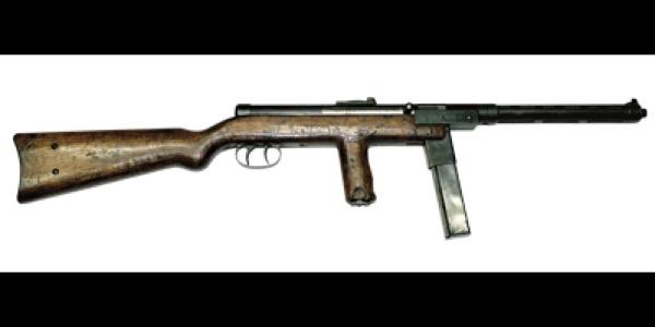 9 mm pistolet maszynowy Mors wz. 39
