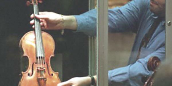 Zaginiony Stradivari