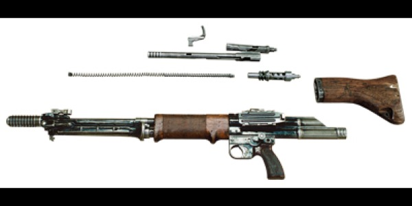 Fallschirmjägergewehr 42– Mleczno-mięsna świnia-nioska