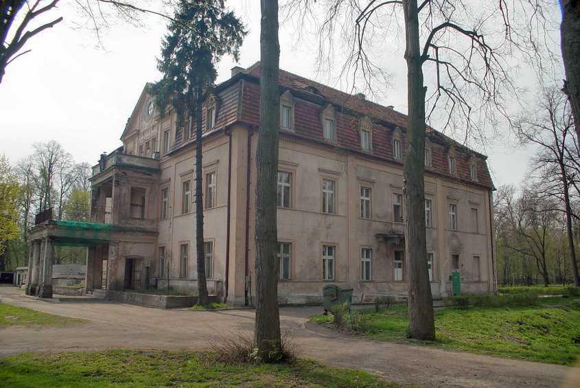 Niwnice Pałac
