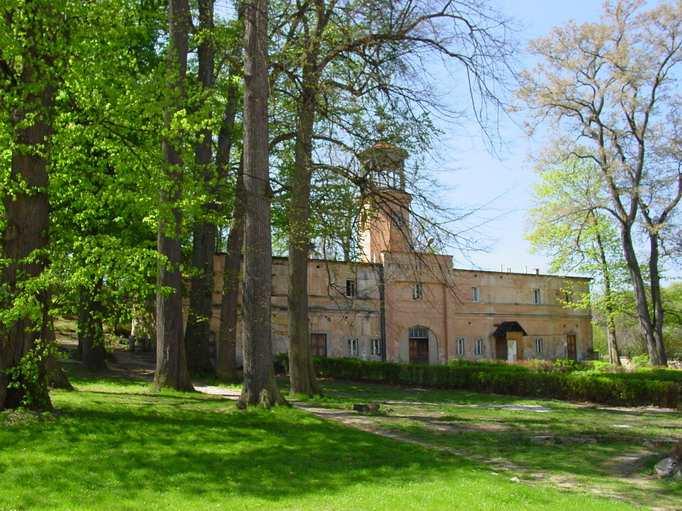 Staniszów - pałac