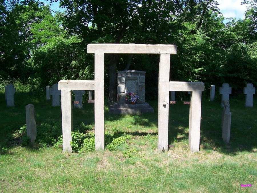 Cmentarze wojskowe