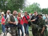 Zlot pojazdów militarnych Bilsko Biała 2005