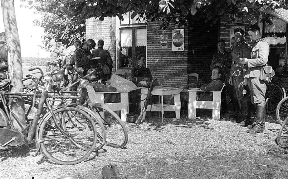 Szlak wojenny anonimowego żołnierza niemieckiego wiodący przez Polskę